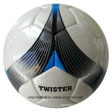 Hand Stitched PU Football for Sporting