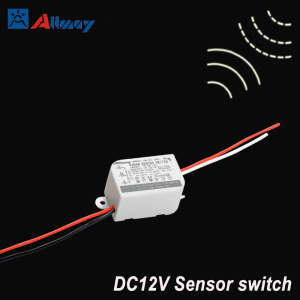 Microwave Motion Sensor For Lighting Auto Control