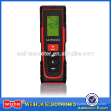 digital laser distance meter LDM30D with area & volume laser measurement