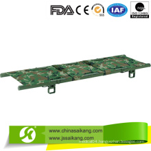 Easy Assembling Four Folding Ambulance Stretcher