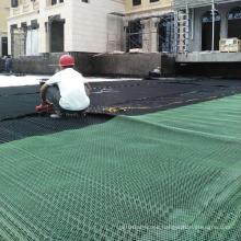 Dimple drain waterproof board for floor
