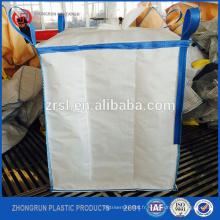 Récipient de super emballage de sac en vrac de vente en gros de polypropylène de prix bas de polypropylène, Handan Zhongrun