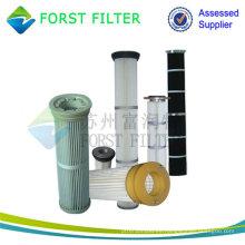 FORST Bolsa de papel de aluminio del filtro de aire para la máquina industrial