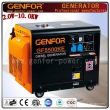 Fábrica de China directamente precio mejor calidad 7kVA generador diesel fabricante