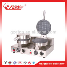 2016 Commercial Double Head Electric Egg Cooks Waffle Maker