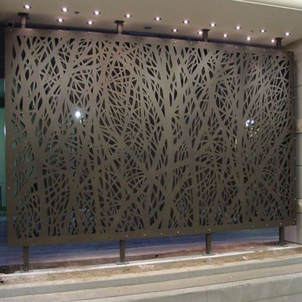 Art Nouveau Laser Cut Door Panels