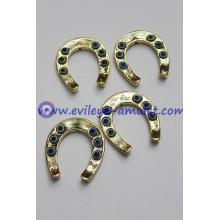 Turkish evil eye golden horseshoe Accessories