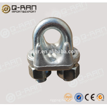 Galvanized Steel/Rigging Drop Forged Hot Dip Galvanized Steel Wire Rope Clip