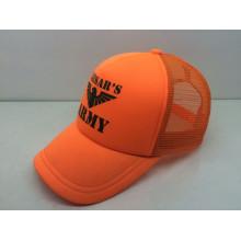 2015 nouveau design 100% coton twill trucker chapeau de 5 panneaux