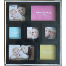 Venta caliente marco de foto Collage plástico