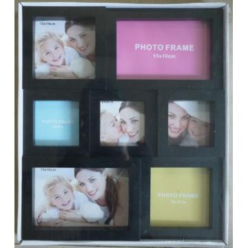 Molduras para fotos Collage plástico de venda quente