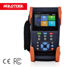 5-in-1 CCTV tester CMT-3500-AHD