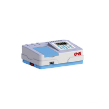 Espectrofotômetro de Varredura Única UV / VIS