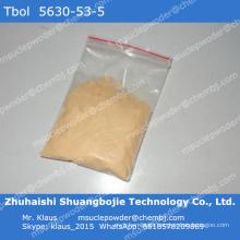 Livial polvo amarillo eficaz para culturismo 5630-53-5 Tren Series