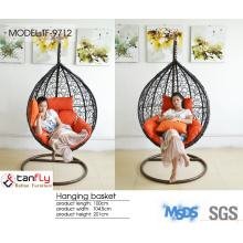 Popular Online Garden & Patio Outlet Store wicker hanging chair.