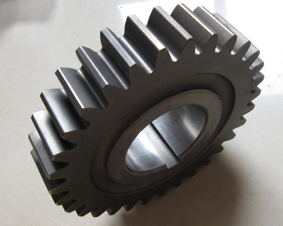 Shaving Howo Gear Axle Gear