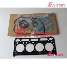 KUBOTA V2003-DI-T cylinder head gasket kit