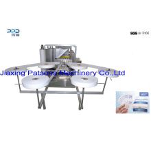 China Professional Supplier Fully Auto Alcohol Swabs Making Machinery