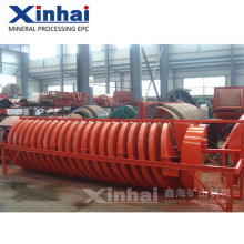 High Quality! Spiral Chute / Gravity Separator Machine Group Introduction