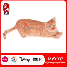 Jouet en peluche imprimé en peluche 2D pour chat
