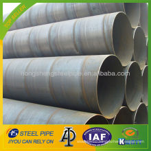 API 5L SSAW Pipe , Large Diameter Spiral Pipe