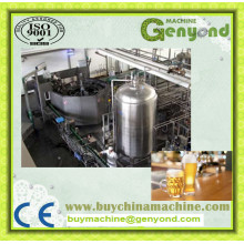 Stainless Steel Beer Fermenteration Machinery