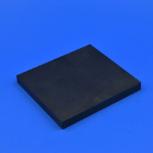 Black Zirconia Ceramic Block with Good Heat Insulation