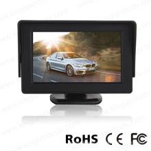 4.3 Zoll TFT LCD Auto HD Schirm Automobil-hinterer Ansicht-Monitor