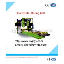 Usados horizontales fresadora máquina de molino precio para la venta