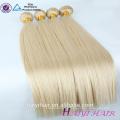 Virgin Cuticle Aligned Hair 613 Eurasian Hair Extension Straight Remy Human Blonde Russian Hair