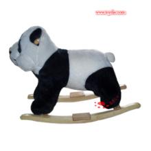 Plush Panda Rocking Horse Toys