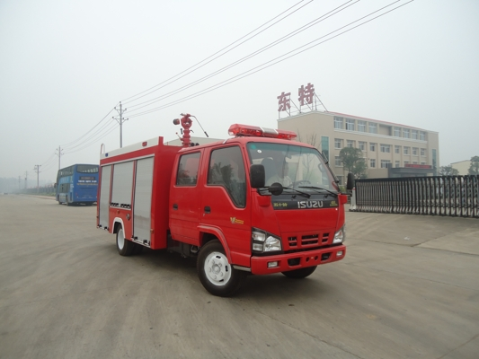 SCANIA 12000Liter Water and foam or dry powder Fire Fighting Truck