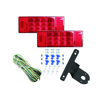 Kit luci posteriori a LED per rimorchio ATV