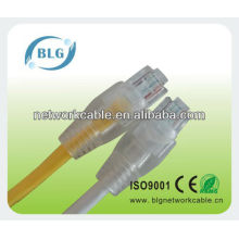 Quality Approvals Pure copper conductor ethernet cable Pass Fluke
