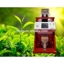 Máquina de procesamiento automático de té verde Equipo de clasificación de color