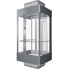 Smr Maschinenraum Panorama Passagier Aufzug für Supermarkt