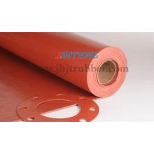 Red SBR Rubber Sheet, SBR Rubber Sheet 80shorea