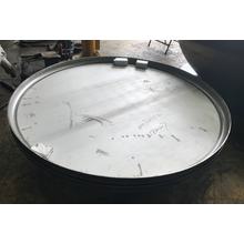 Stainless Steel Flanged Only Dishend Head