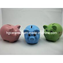 Piggy Bank de cerámica