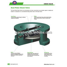 Dual DOOR Wafer Swing Check Valve