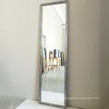 Полная длина напольной рамы зеркала с декоративными зеркалами