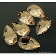 Fashion Natural Fancy Color Jewelry and Diamonds Glass Bead