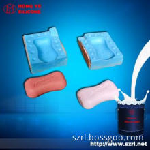 Liquid Silicone Rubber for soap mold making,rtv silicone,silicon
