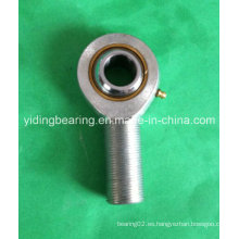 Rodamiento de extremo de Rod del acero inoxidable de la alta calidad Posb16 M16 * 2.0