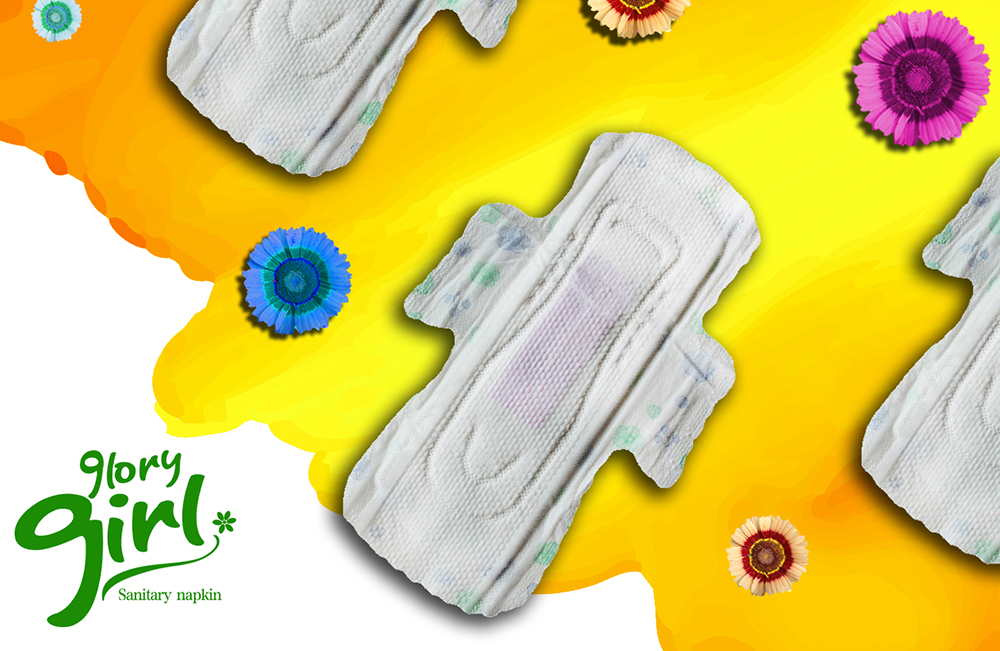 herbal menstrual pads