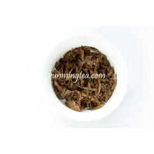 Chá preto espiral dourado de Yunnan