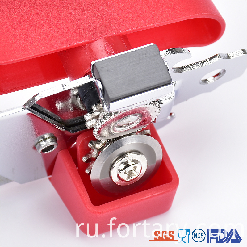 Rubber Handle Tin Opener