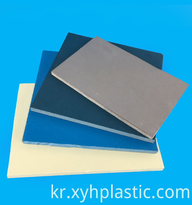Color PVC Sheet