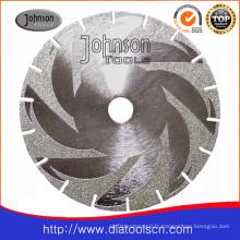 Lame de scie circulaire diamantée pour la coupe de marbre / carrelage: outil de diamant
