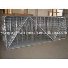 Galvanized Welded Wire Mesh Farm Gates (XM-FG3)